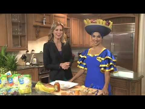 Having It All With Niki Taylor TV Show - Chiquita Brands