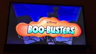 Opening & Closing to Boo-Busters 1993 VHS