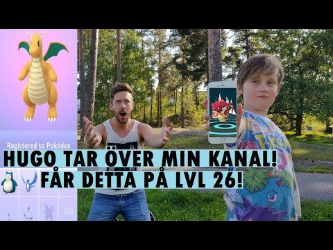 Pokemon GO | TAR HAN ÖVER MIN YOUTUBE KANAL? | Johans Pokemon GO thumbnail