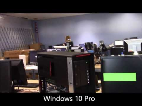 Lenovo AutoCad WorkStation From Impress Computers in Katy and Houston TX