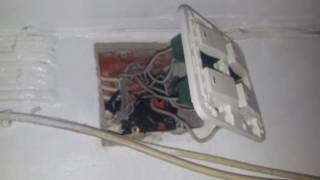 Private House Electric Repair---가정집 전기관련 수리