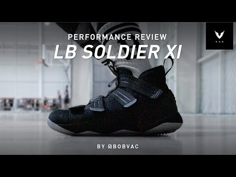045588fbd19 LEBRON SOLDIER XI  Performance Review  (Thai) - YouTube