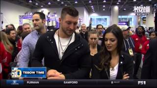 Katie Nolan Trolls Tim Tebow (Who Can't Handle It)