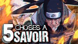 5 CHOSES A SAVOIR SUR HIRUZEN SARUTOBI ! 🍥| NARUTO