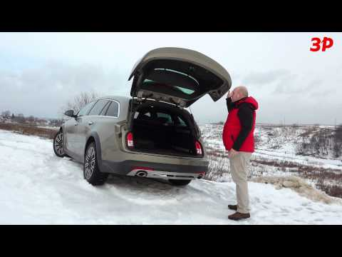 Opel Insignia Country Tourer универсал не для всех