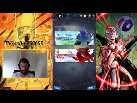 DB Legends - Max Level Character 1000 1500 Training Items Tips Gravity Room Fueld Dragon Ball