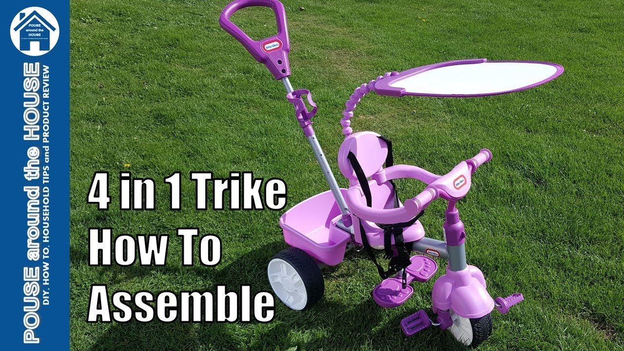 Ride 'n learn 3-in-1 trike | little tikes.