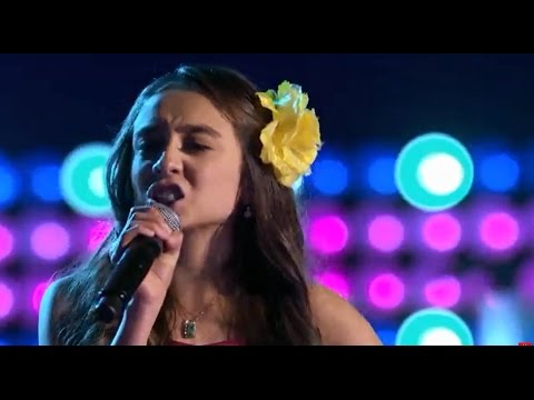La Voz Kids | María Isabel Eguino canta 'No Me Queda Más' en La Voz Kids