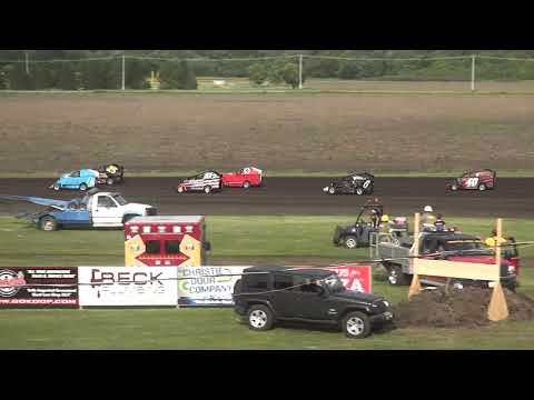 Xcel 600 Modified Heat Benton County Speedway 6/9/19