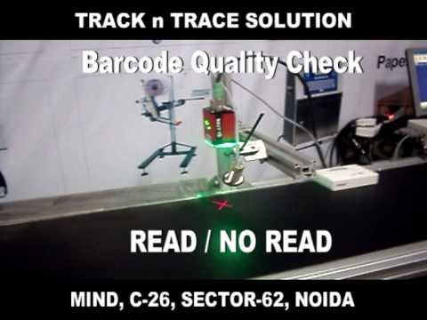 Track & Trace Solution for Pharmaceutical Industry
