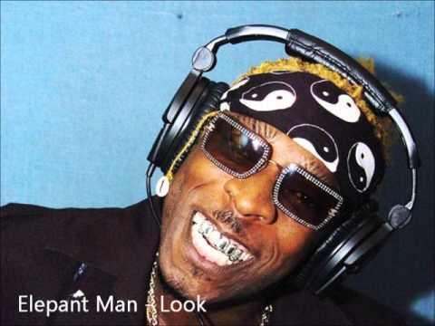 Elephant Man - Look