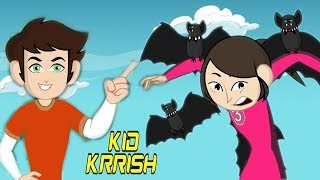 Kid Krrish Movie Cartoon | Cartoon Movies For Kids| Movie 1 Compilation | Part 2/2 | 30 Minutes