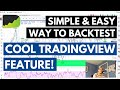 Bar Replay Tutorial on TradingView! This Is AMAZING!!!