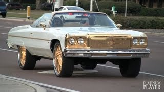 75 DONK on GOLD 28's- ST. PETE