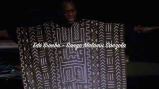 Edo Bumba  -  Sango malamu - Sanzola