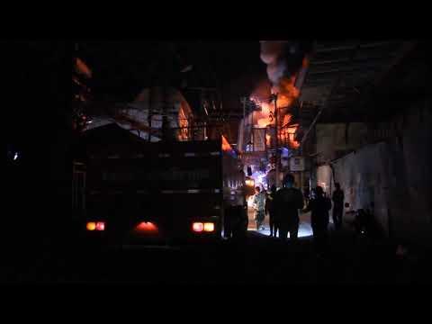 Major fire causes serious damage to a Walking Street nightclub in Pattaya.