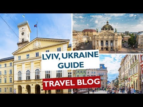 Lviv Ukraine | Travel Guide | All useful information