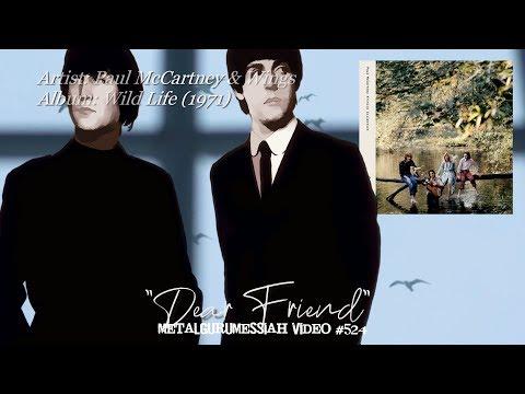 Dear Friend - Paul McCartney & Wings (1971) 24bit FLAC Audio Remaster