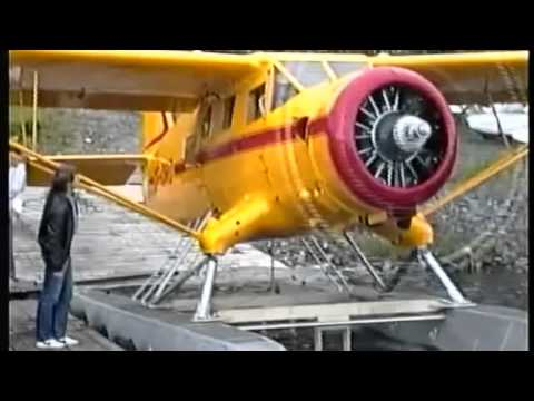 Last Ride: Norseman CF-DRD in Red Lake Ontario (home video,