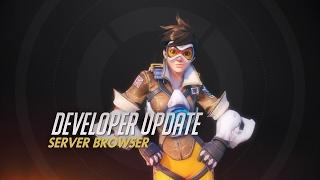 Developer Update | Introducing The Server Browser (EU)