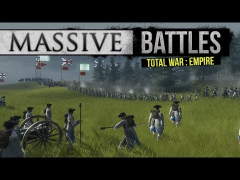 French and Indian War (Massive Battles)