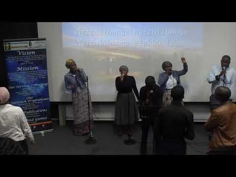 Brother Siyanda Shabalala ungena nathi + ngizolibonga @MSCF UKZN Cross Night