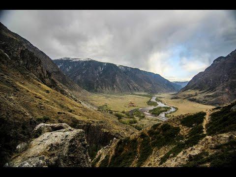 Легенды и тайны долины реки Чулышман