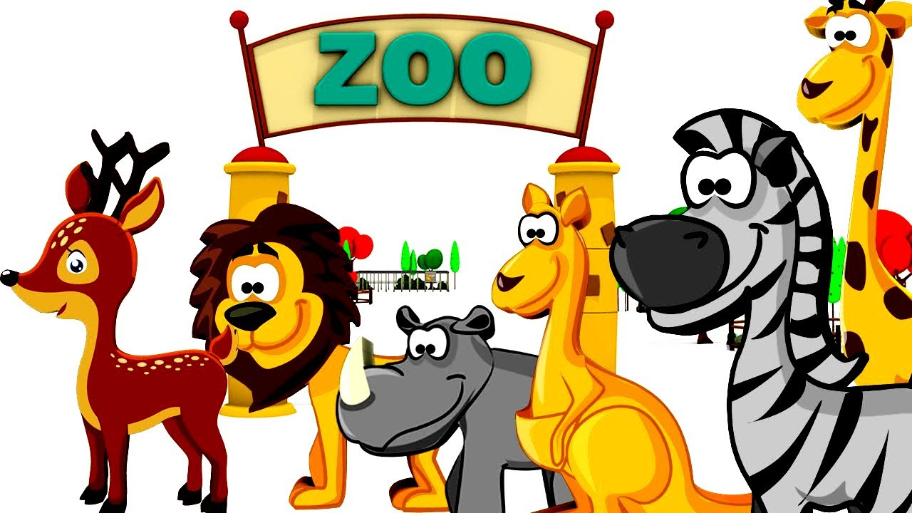 Zoo Animals For Children Zoo Animals For Children To Learn Wild