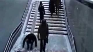 Icy Stairs (ORIGINAL)