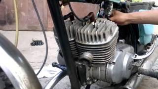 ij iupiter 4  de 350 reglaj carburator