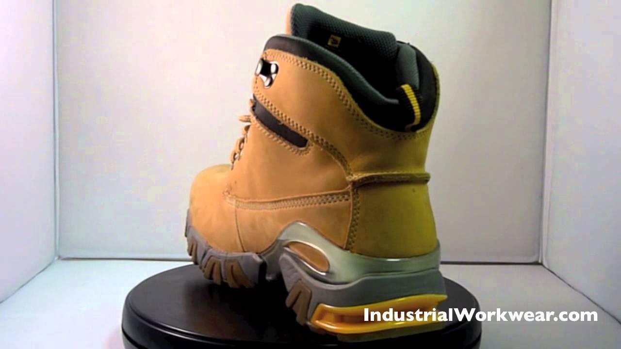 JCB Waterproof 4x4 Honey Safety Boot