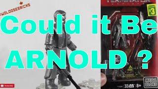 Mega Bloks Terminator Genesys T-1000 Set Review !