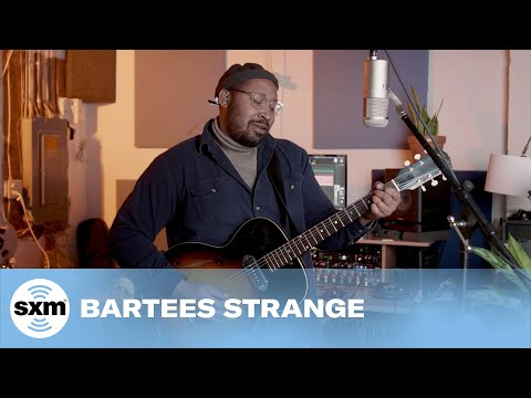 "Bartees Strange ""Skinny Love"" (Bon Iver cover) | Live for SiriusXMU Sessions"