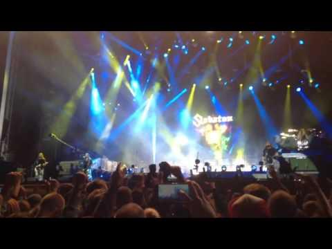 Sabaton - Lejonet Från Norden Live At Sweden Rock Festival 2016