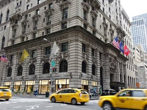 The Peninsula Hotel, New York City, USA