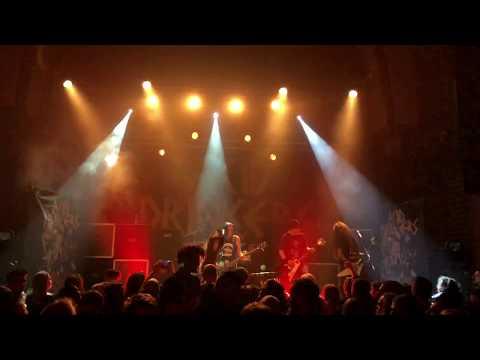 Acid Drinkers - Silver Meat Machine Live @ Stary Klasztor Wrocław 08.12.2017