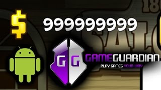 How To Hack Any Android Mobile Game Using GameGuardian