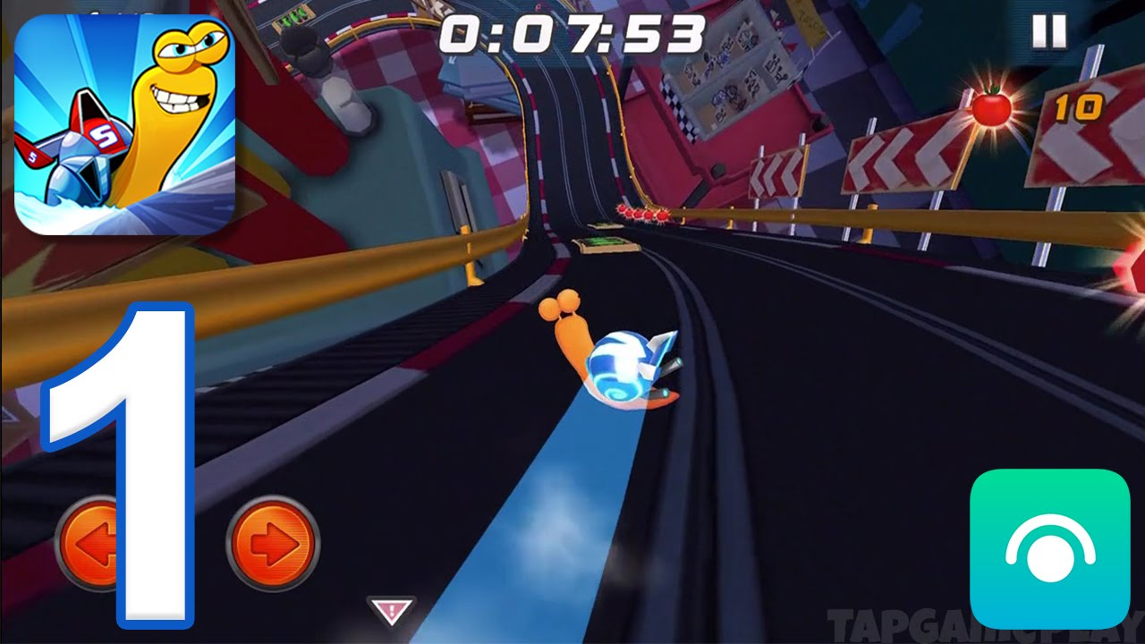 Turbo FAST – Gameplay Walkthrough Part 1 – Class 1: Cup 1 Completed (iOS, Android)