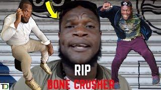 Dancer BONE CRUSHER is DE@D | Teach Dem