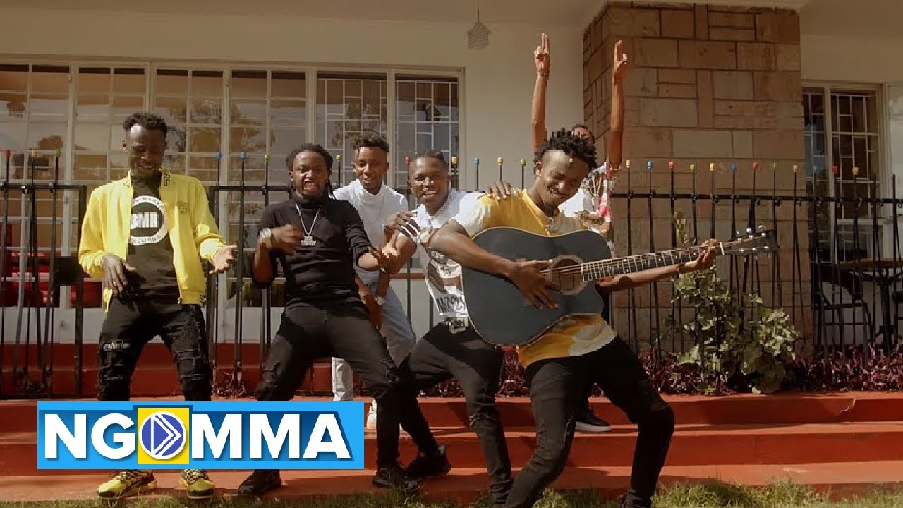 Download MR.SEED x SAILORS - PIGANIANGE (OFFICIAL VIDEO) ( SMS SKIZA 7301639 TO 811 )