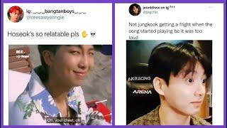 BTS meme tweets bc PARADISE deserves better