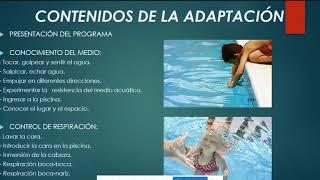 12 - Procesos de iniciación en escuelas de formación deportiva deportes acuáticos - Aymer Arboleda