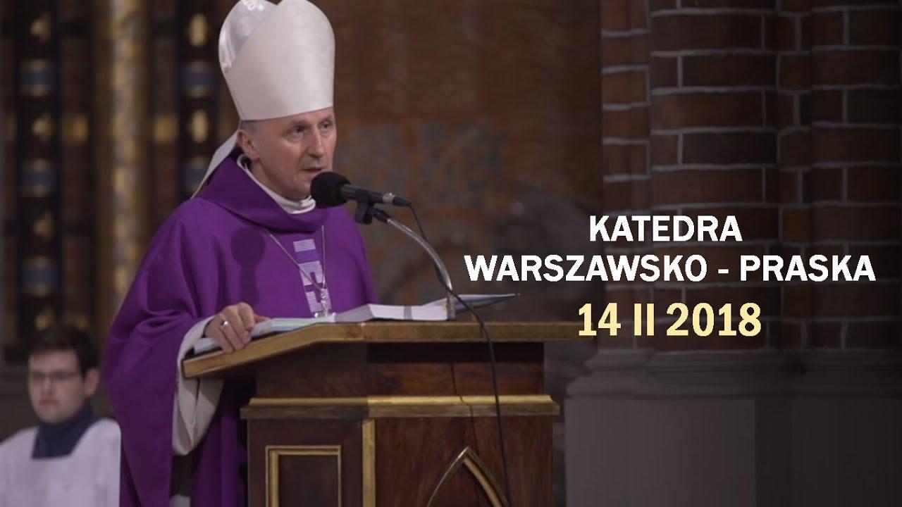Bp M. Solarczyk: Ruszajmy w drogę, by być świadkami Boga (14 II 2018 r.)
