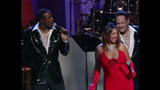 """Mary Wilson and the Four Tops """"River Deep-""""Mountain High"""" Detroit Opera House 2005"""