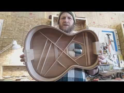 Building a Gibson model Guitar