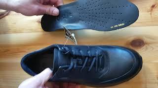 Обзор мужских туфлей ECCO IRVING