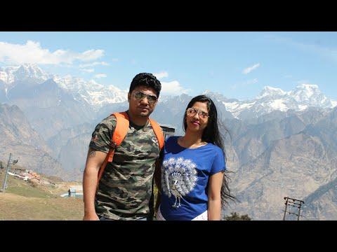 Auli, Joshimath  |Royal Enfield classic |Devprayag| Badrinath Road trip