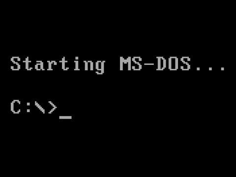 MS DOS Command Prank!!!