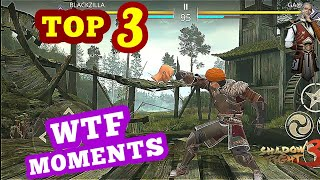 Shadow Fight 3》Top 3 WTF MOMENTS