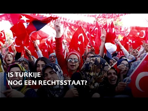 Is Turkije nog een rechtsstaat?